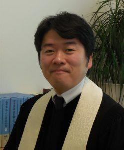 藤井牧師写真
