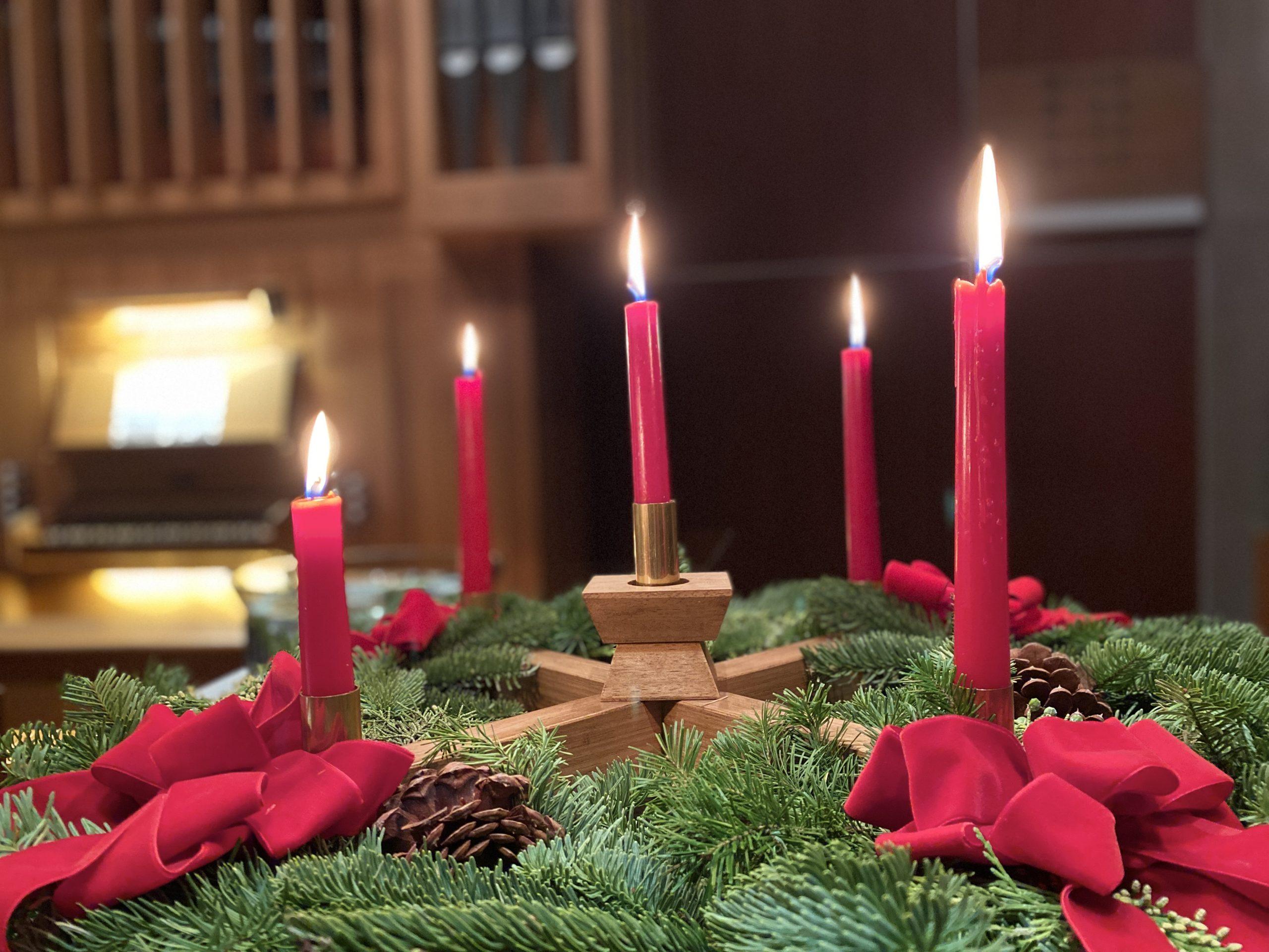 「主日礼拝」のご案内 【12月1日版】のイメージ画像