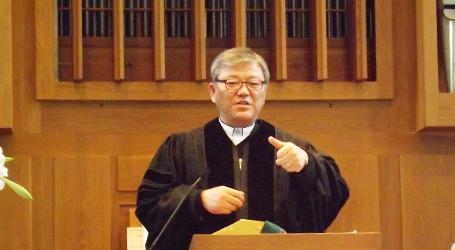 朴 壽吉牧師のご紹介