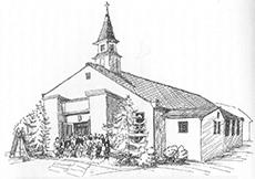 聖ヶ丘教会(大和田町)