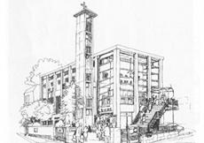 聖ヶ丘教会(南平台)