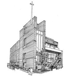 聖ヶ丘教会(新会堂)